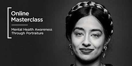 Online Masterclass | Mental Health & Portraiture billets