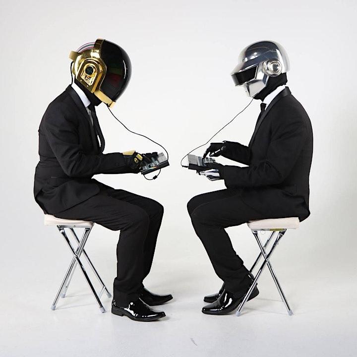 Daft Funk Live - Brilliant Daft Punk Tribute act image