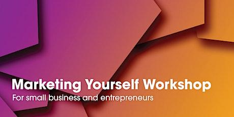 Marketing Yourself Workshop tickets