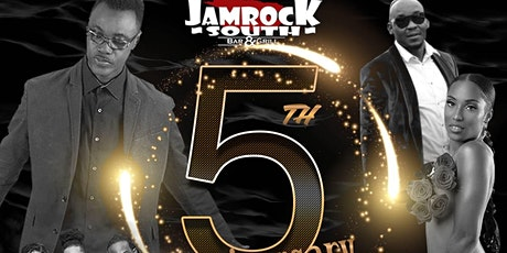 Jamrock 5th Anniversary Party tickets