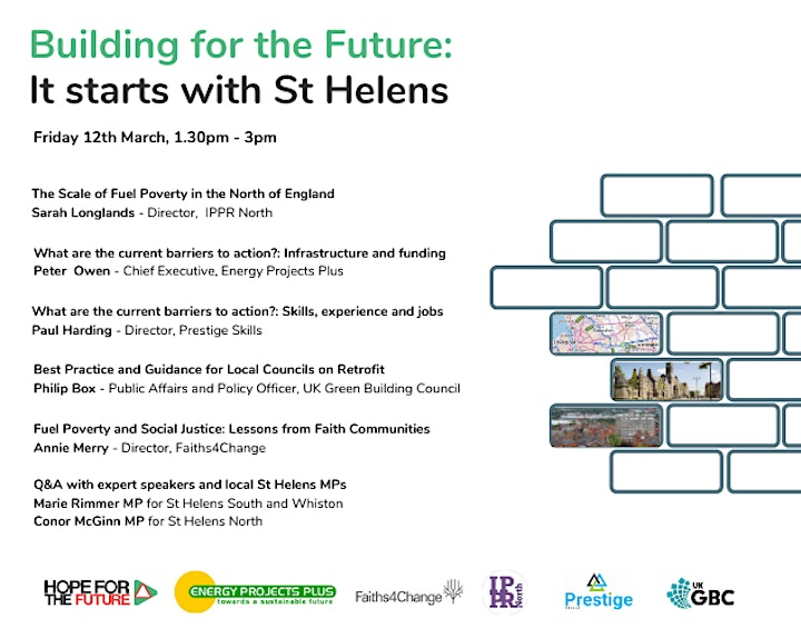 Building for the Future: It starts with St Helens image