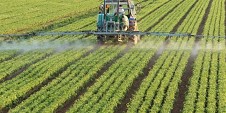 "Private Pesticide Applicator ""X"" Training tickets"