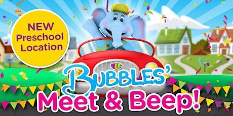 New Preschool! Meet and Beep Open House tickets