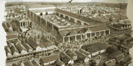 THE ORIGINS OF LONDON ARCHAEOLOGY VIRTUAL WALK tickets