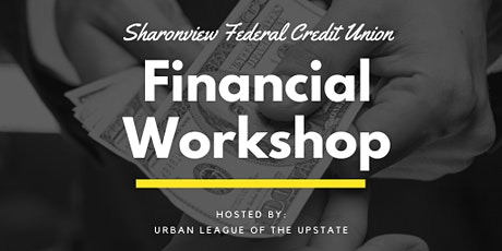 Copy of Sharonview FCU: Financial Workshop: September Sessions tickets