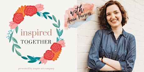 Inspired Together: Loving Your Neighbor with Shareable Art (Watercolor) tickets
