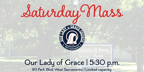 Saturday 5:30 p.m. Celebration of  Vigil Mass (Indoors) tickets