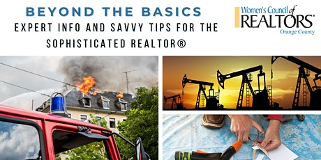 Beyond the Basics - Expert Info & Savvy Tips For the Sophisticated Realtor tickets