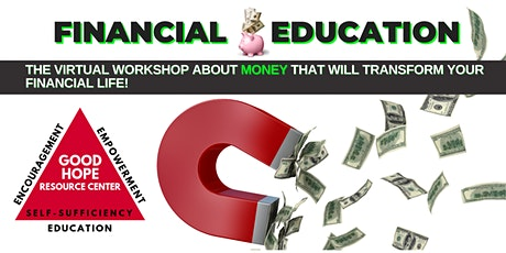 Financial Education 101 (GHRC) Tickets