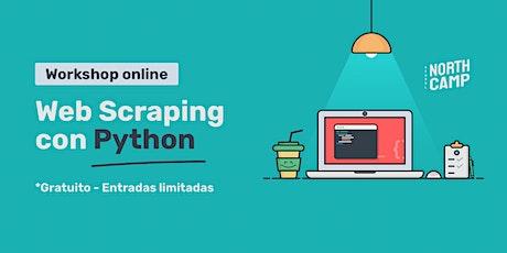 Web Scraping con Python bilhetes