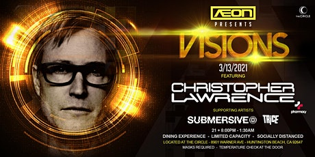 AEON presents: VISIONS tickets