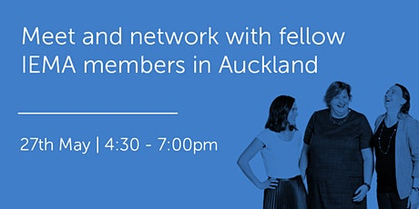 NZ270521 New Zealand: Auckland Networking Event tickets