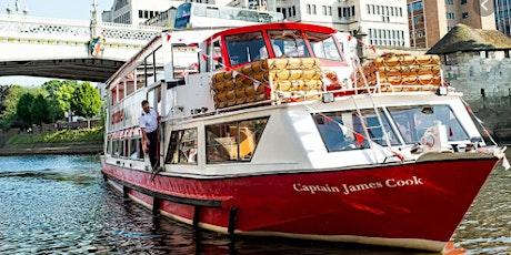 Summer Social on board City Cruises York tickets