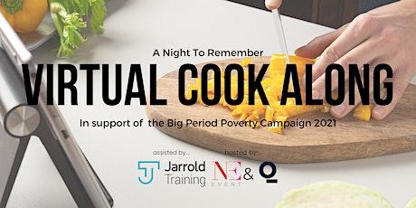 Virtual Cook Along tickets