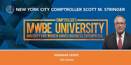 How to Increase M/WBE Purchase Method Opportunities: for NYC Agencies tickets