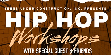 TUC's Hip Hop Workshop tickets