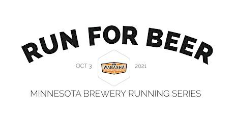 Beer Run - Wabasha Brewing Co | 2021 MN Brewery Running Series tickets