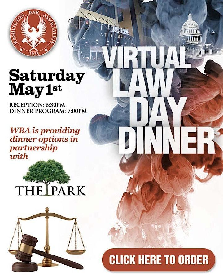 2021 Washington Bar Association & WBA Educational Foundation Law Day image