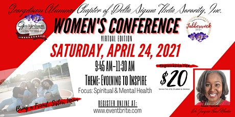 Women's Conference 2021 tickets