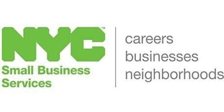 Recruitment Assistance for Small Businesses, Lower Manhattan,  05/12/2021 tickets