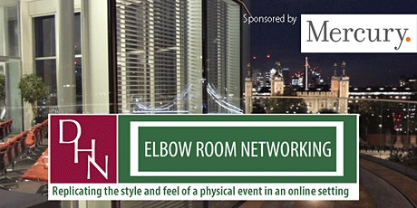 11.03.21 - DHN Elbow Room Networking - Ten Real Brexit Opportunities tickets
