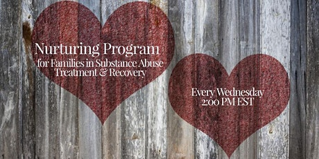 The Nurturing Program Group for Parents in Recovery tickets