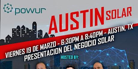 Austin Solar Viernes tickets