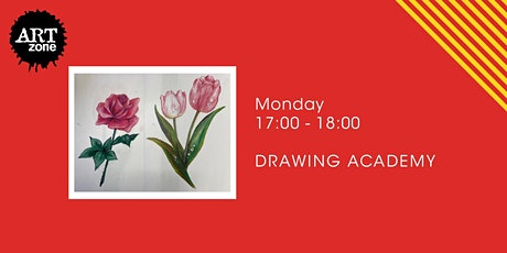 Online Drawing Workshop tickets