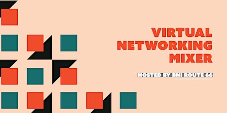 Route 66 virtual networking mixer tickets