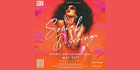 Social Discoing: Summer Sessions tickets