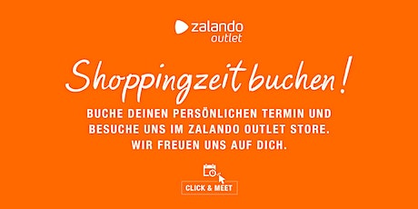 Click & Meet  -  Zalando Outlet Store STUTTGART Tickets
