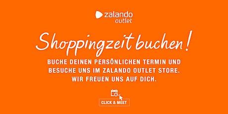 Click & Meet  -  Zalando Outlet Store HANNOVER Tickets