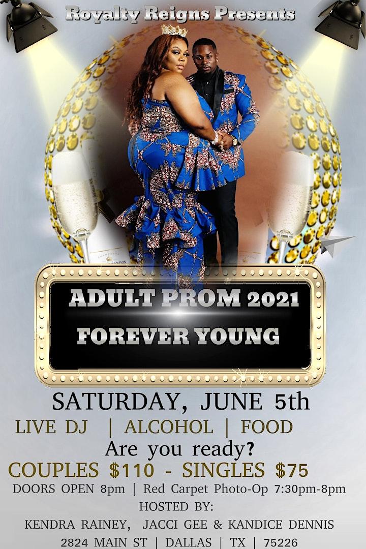 Dallas Adult Prom 2021 image