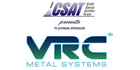VRC  Metal Systems Webinar tickets