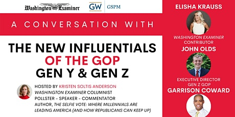 The New Influentials of the GOP: Gen Y and Gen Z tickets