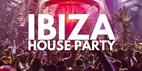 IBIZA HOUSE PARTY 3 tickets