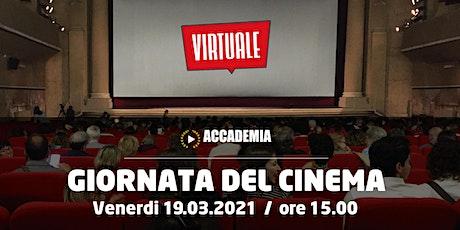 Giornata Del Cinema - Cortometraggi Accademia Cinema Toscana biglietti