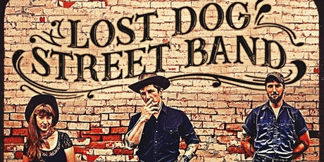 Lost Dog Street Band w/ Matt Heckler tickets