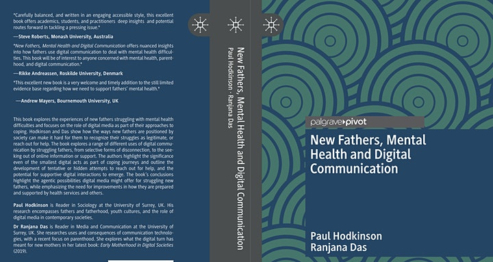 Book Launch: New Fathers, Mental Health and Digital Communication image