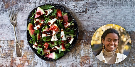 Virtual Class - Budget Cooking: Balsamic Watermelon Chicken Salad tickets