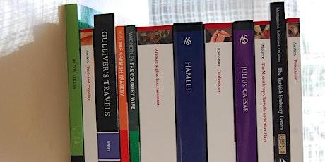 EMA Prep: A334 English Literature from Shakespeare to Austen (online) tickets