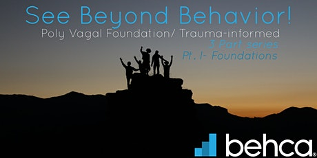 Poly Vagal/Trauma-informed 3-part series - Part 1 Foundations [4/13] tickets