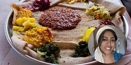 Virtual Class - Easy Ethiopian Cooking tickets
