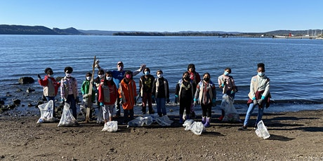 Hastings on Hudson:  Hudson River shoreline cleanup from MacEachron Park tickets