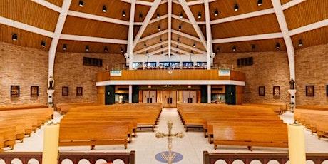 Palm Sunday  Mass at 12:30 pm- St. Mary Immaculate Parish, Richmond Hill tickets