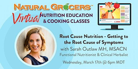 Root Cause Nutrition - Getting to the Root Cause of Symptoms billets