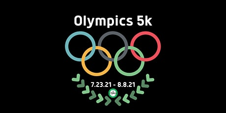 Olympics 5k tickets