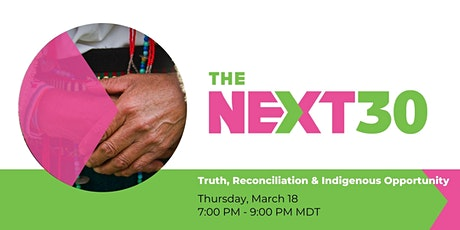 Truth, Reconciliation & Indigenous Opportunity tickets