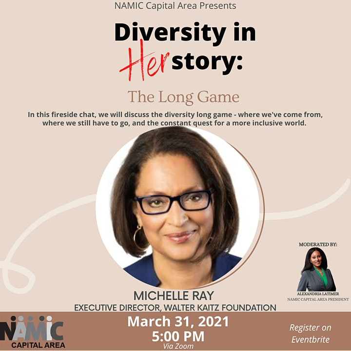 Diversity in HERstory: The Long Game image