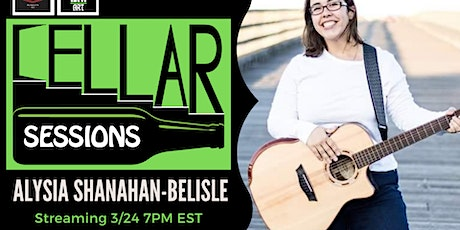 Cellar Sessions with Alysia Shanahan-Belisle tickets